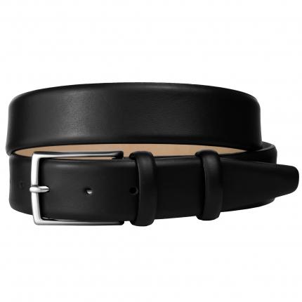 Cintura nera in vitello