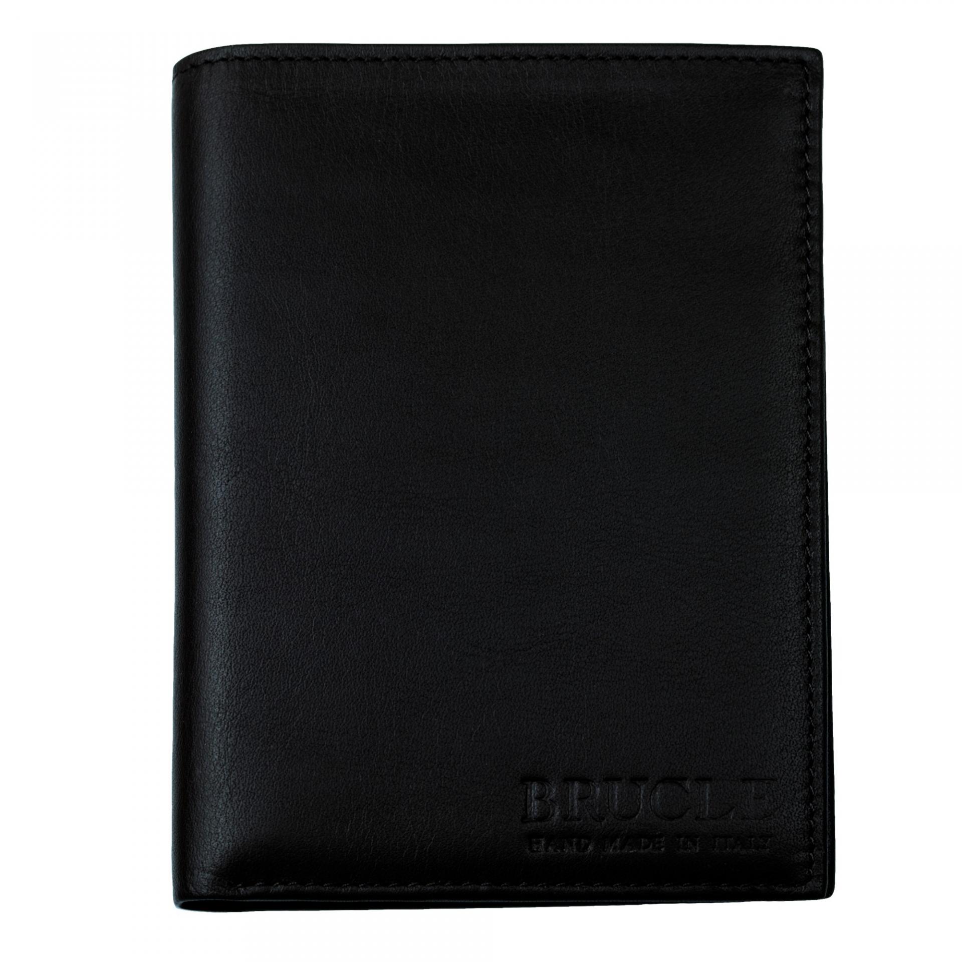 Unisex black Wallet