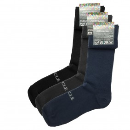 3 Paar winter Socken Paket Herren uni