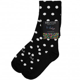 wintersocks black dot