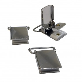 clips for susoenders- 3pcs