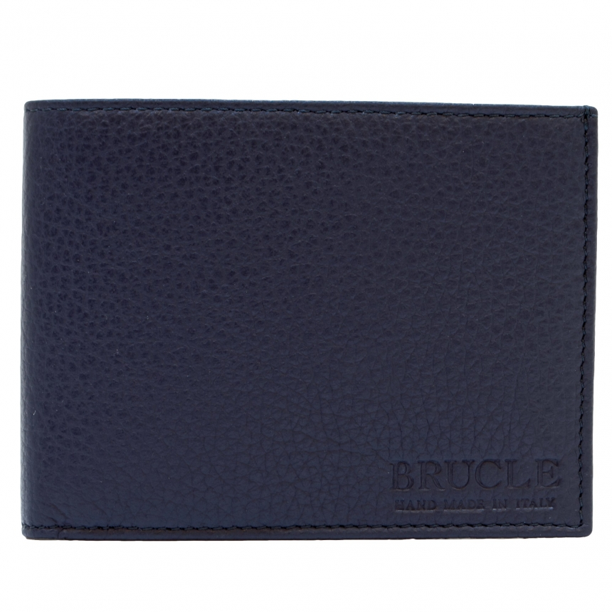 wallet blue for mens, leather