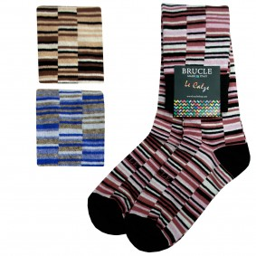 womens socks striped