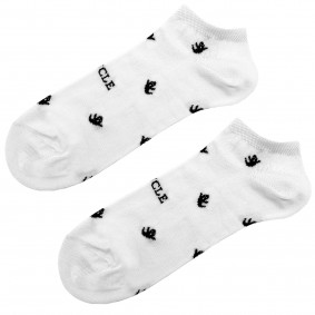 Ankle socks fanstamini white