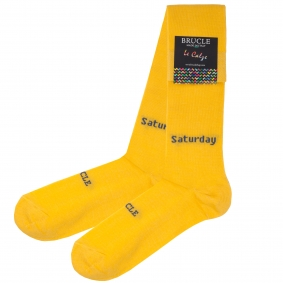 yellow socks saturday