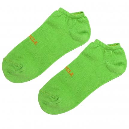 Söckchen herren fluo grün