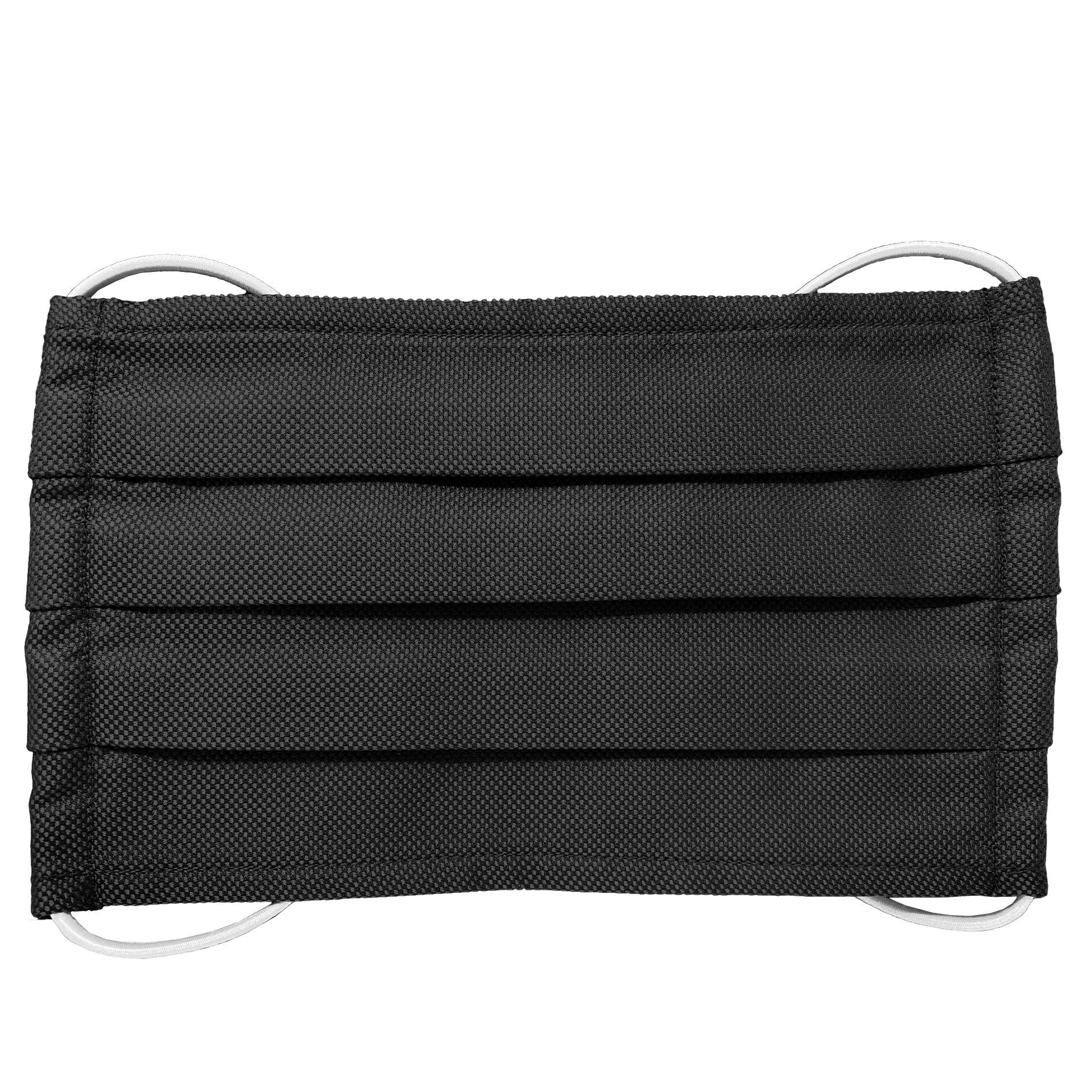 Fashion protective fabric mask, color grey