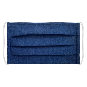 face mask for kids blue jeans