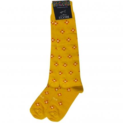 Pack of 4 men's floral socks