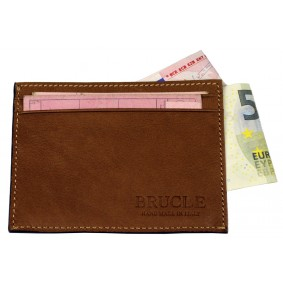 Brucle credit and business card holder patchwork