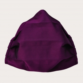 StyleMask protective facemask, purple