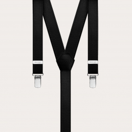 Bretelles extra fines noir