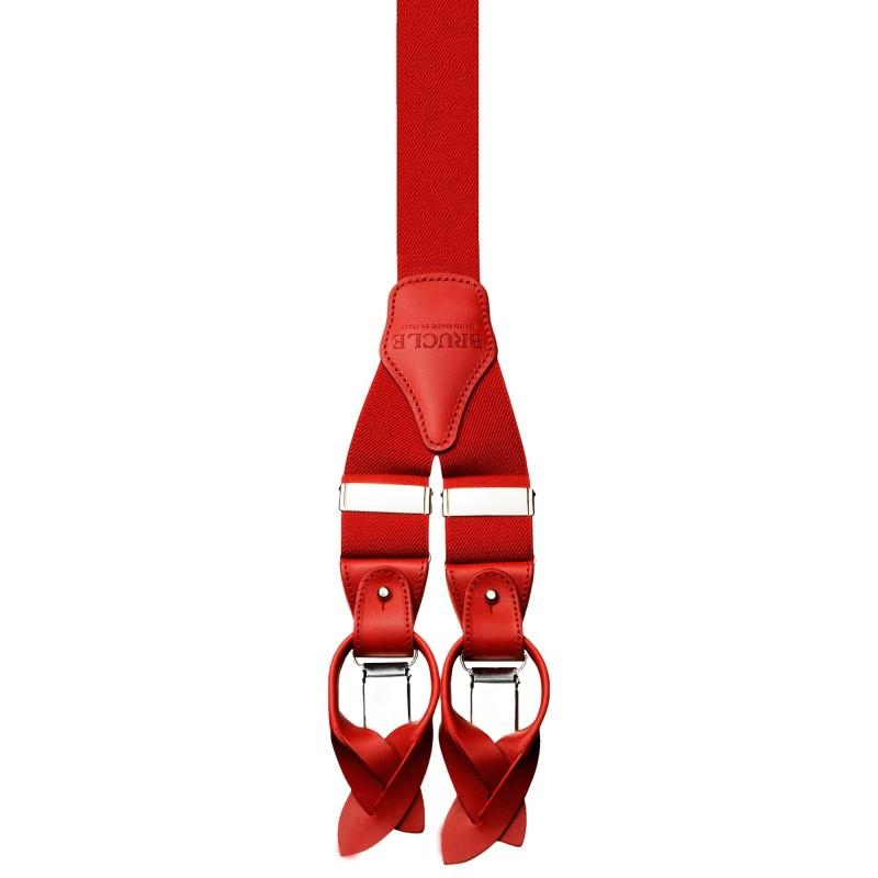 bretelle elastiche rosse