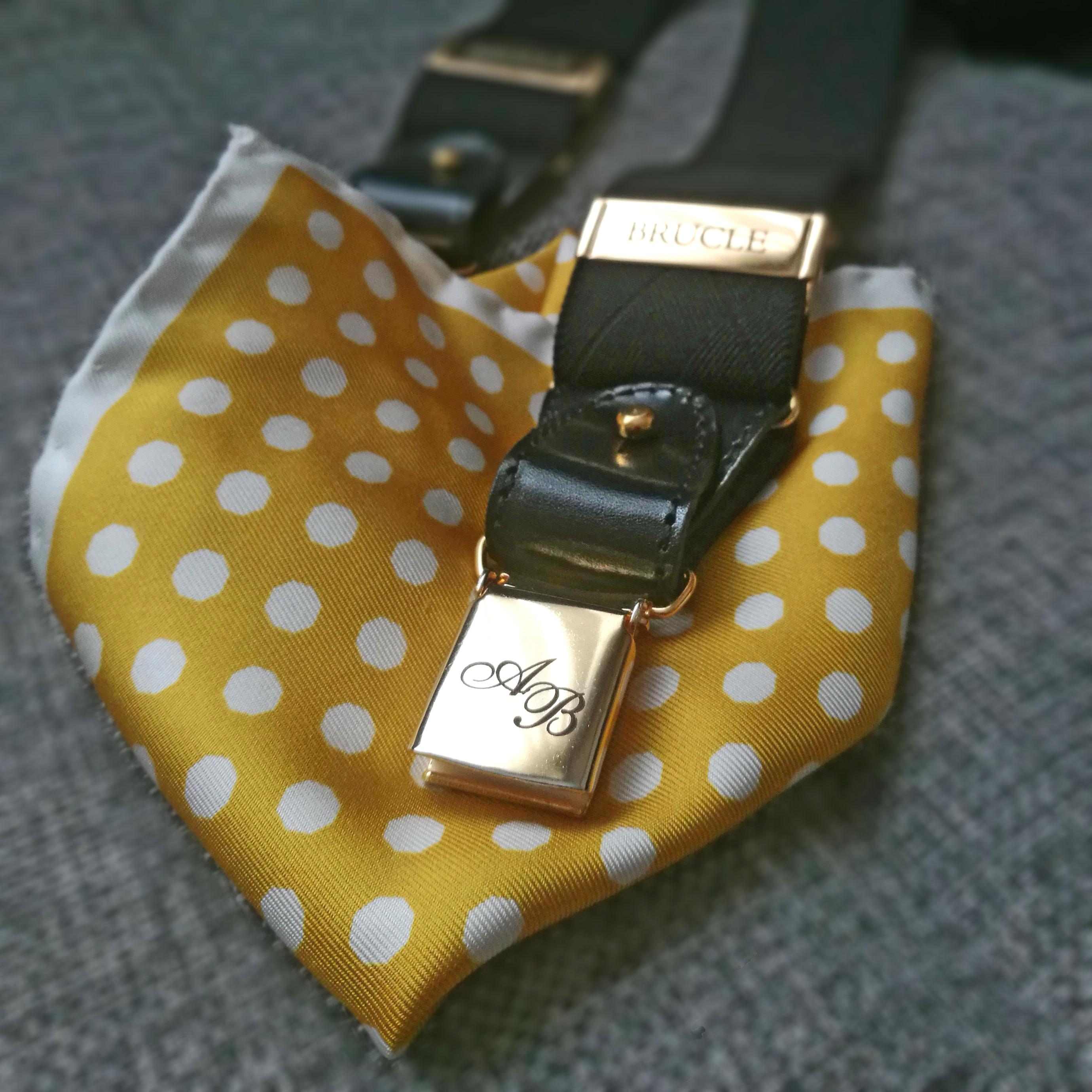 Bretelle personalizzate